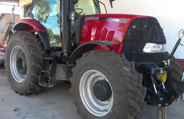 Case traktör chiptuning uygulaması